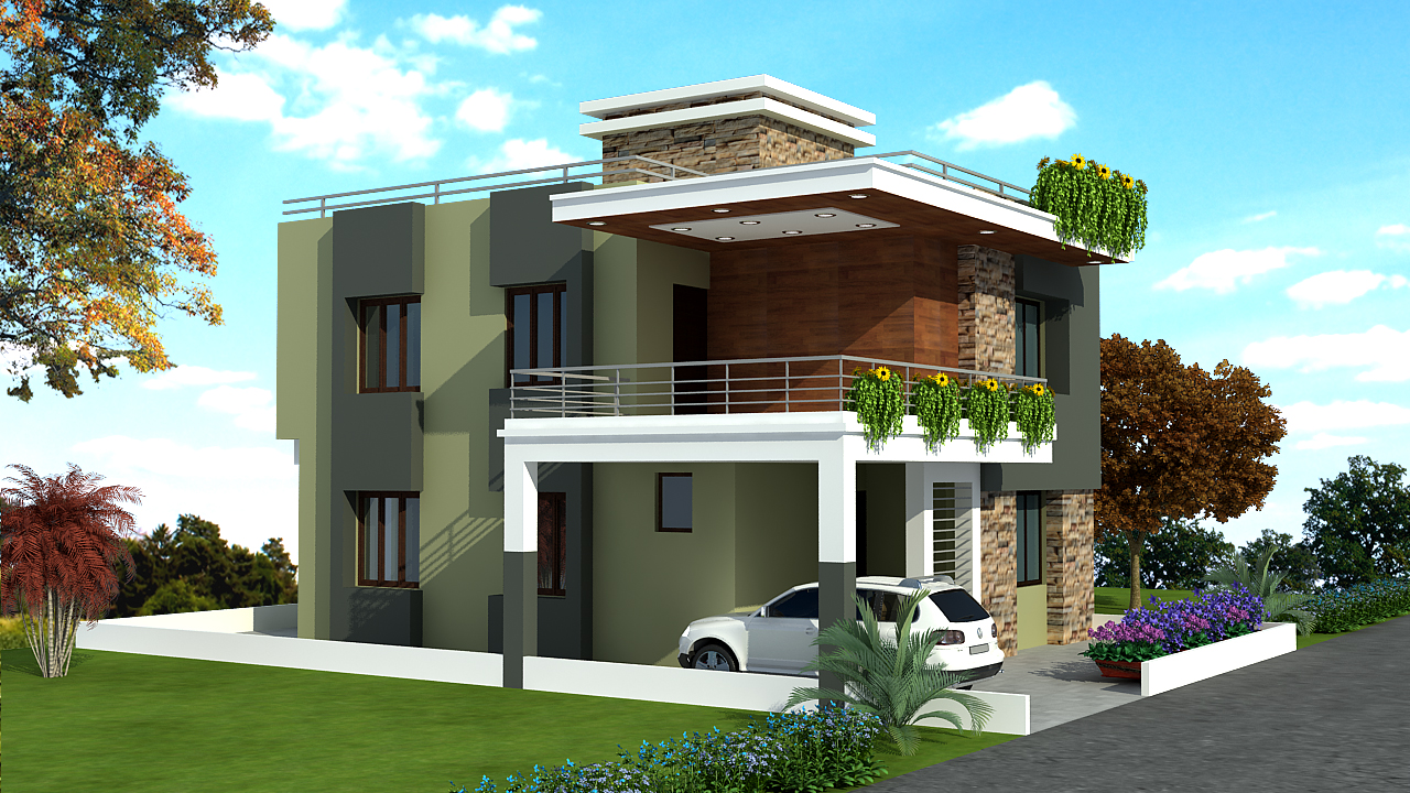 Ghar Planner Leading House Plan and