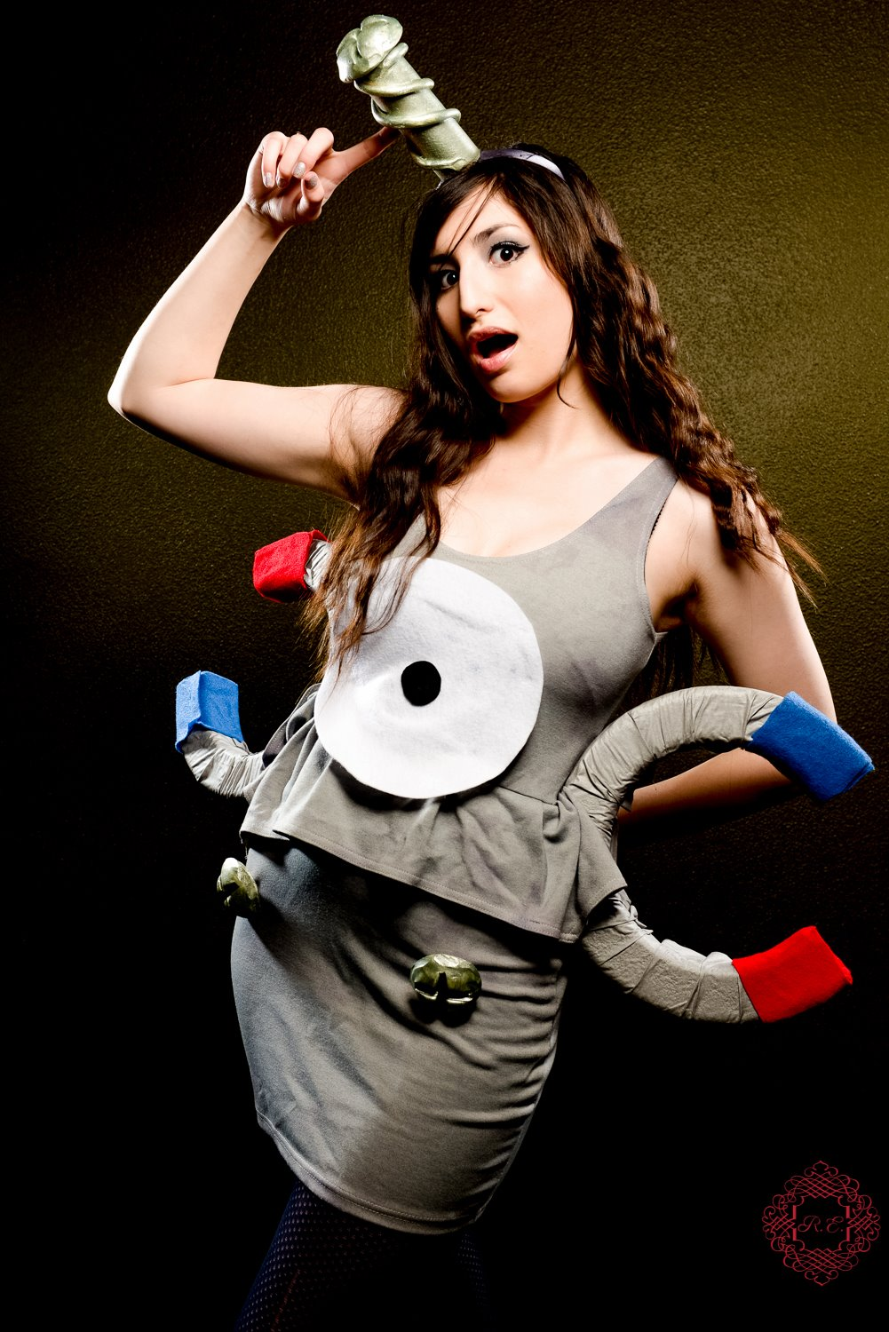 cosplay magnemite by reef1600 - photo #2