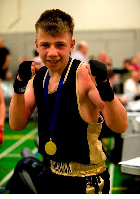 Hassan lee amateur boxing