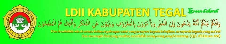 Lembaga Dakwah Islam Indonesia (LDII) Kabupaten Tegal
