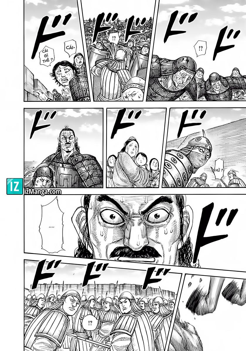 Kingdom - Vương Giả Thiên Hạ Chapter 346 page 15 - IZTruyenTranh.com