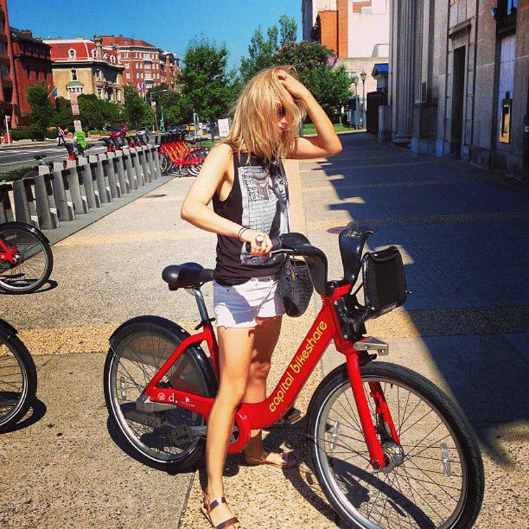 Washington DC Capital bike Share
