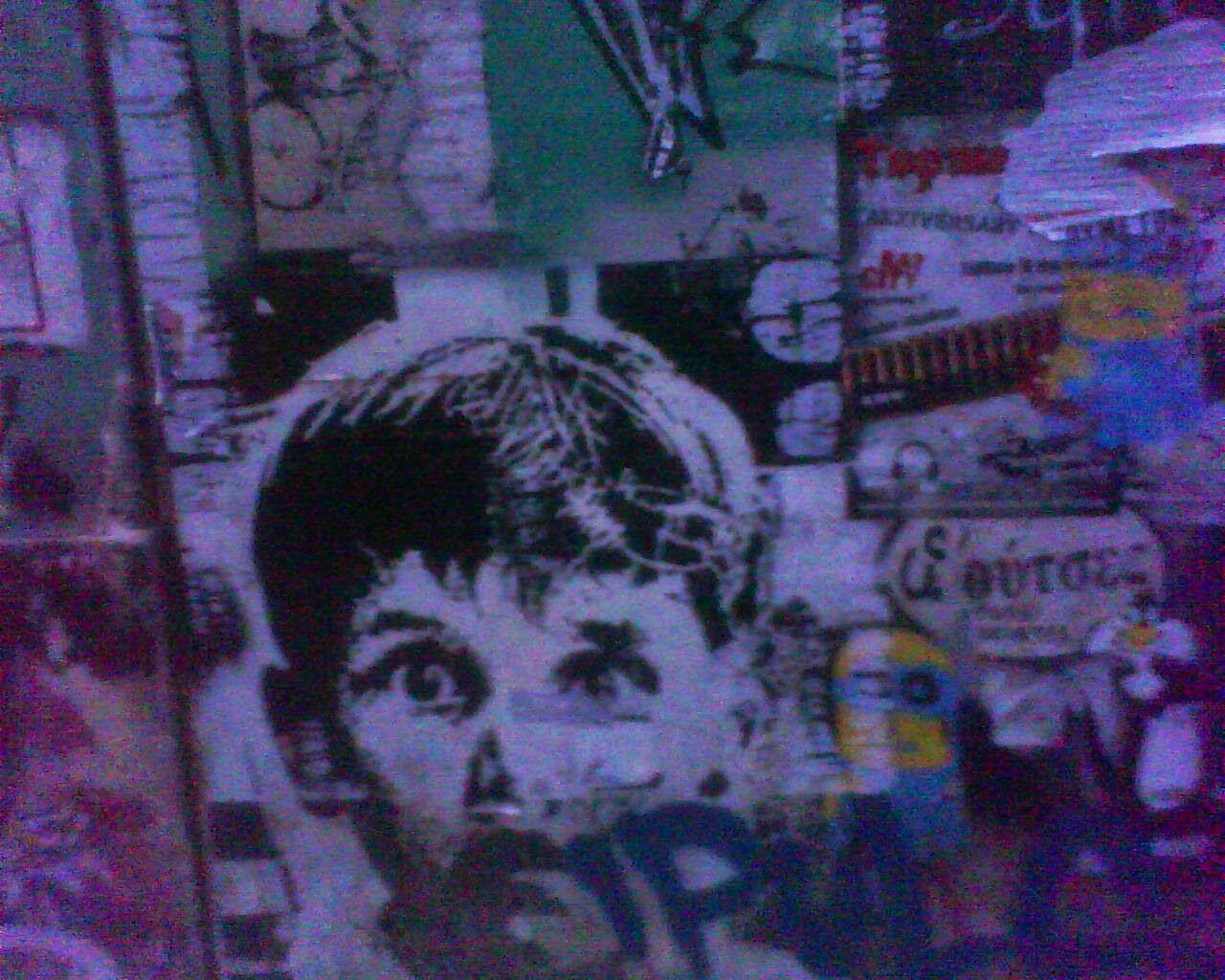greek grafity