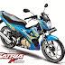 Spesifikasi Harga Motor Suzuki Satria F150