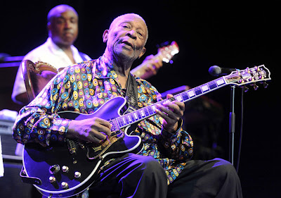 B.B. King at Byblos International Festival