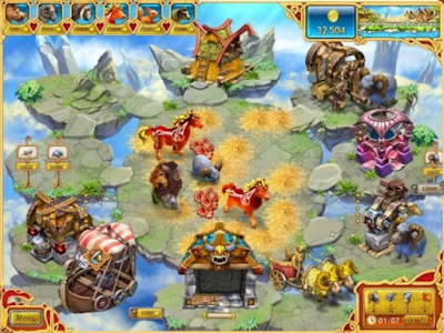 Farm Frenzy Viking Heroes PC Games windows