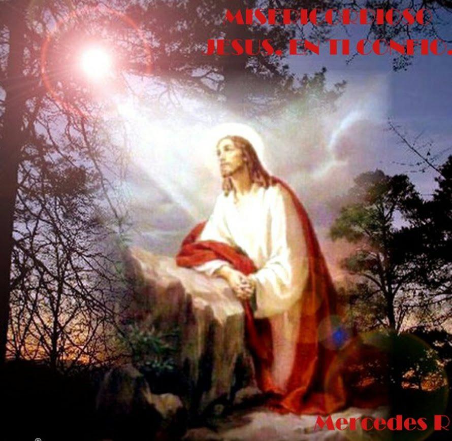 JESUS QUE TE MIRE MUCHAS VECES PARA DARME CUENTA DE LO QUE ME AMAS
