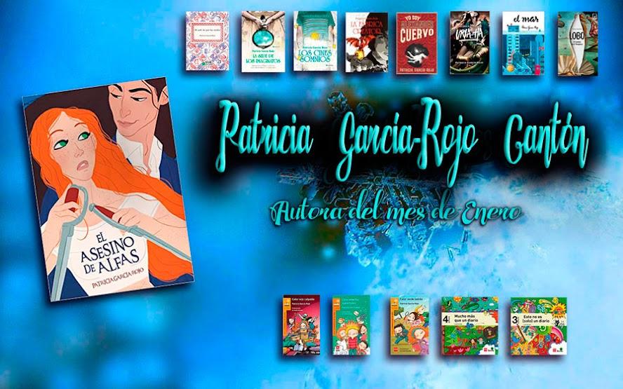 Autor del mes: Patria García-Rojo Cantón