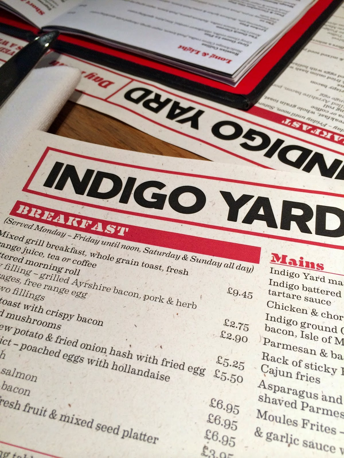 Indigo Yard Edinburgh