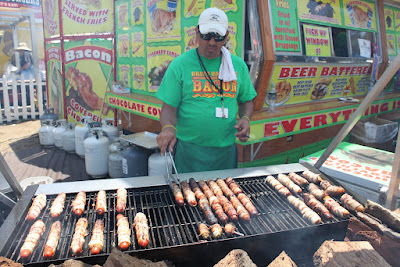Bacon BBQ at the Fair