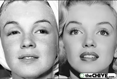 The reason Marilyn's skin always looked flawless was partly down to the makeup application but largely due to her skin care regime. Makeup applies better on ...