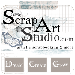 Scrapbooking and Art Journaling with Scrap Art Studio