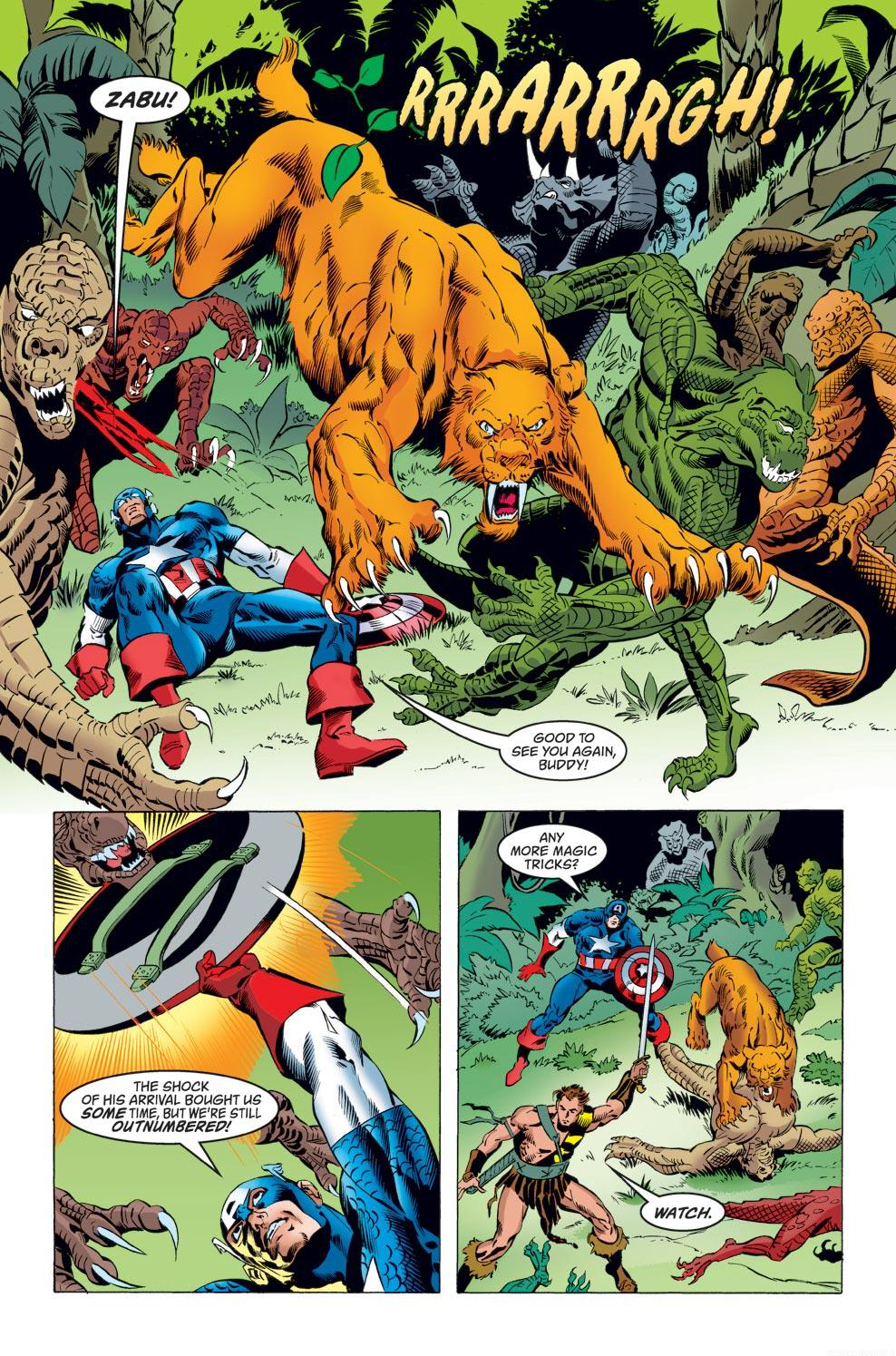 Captain America (1998) Issue #29 #35 - English 6
