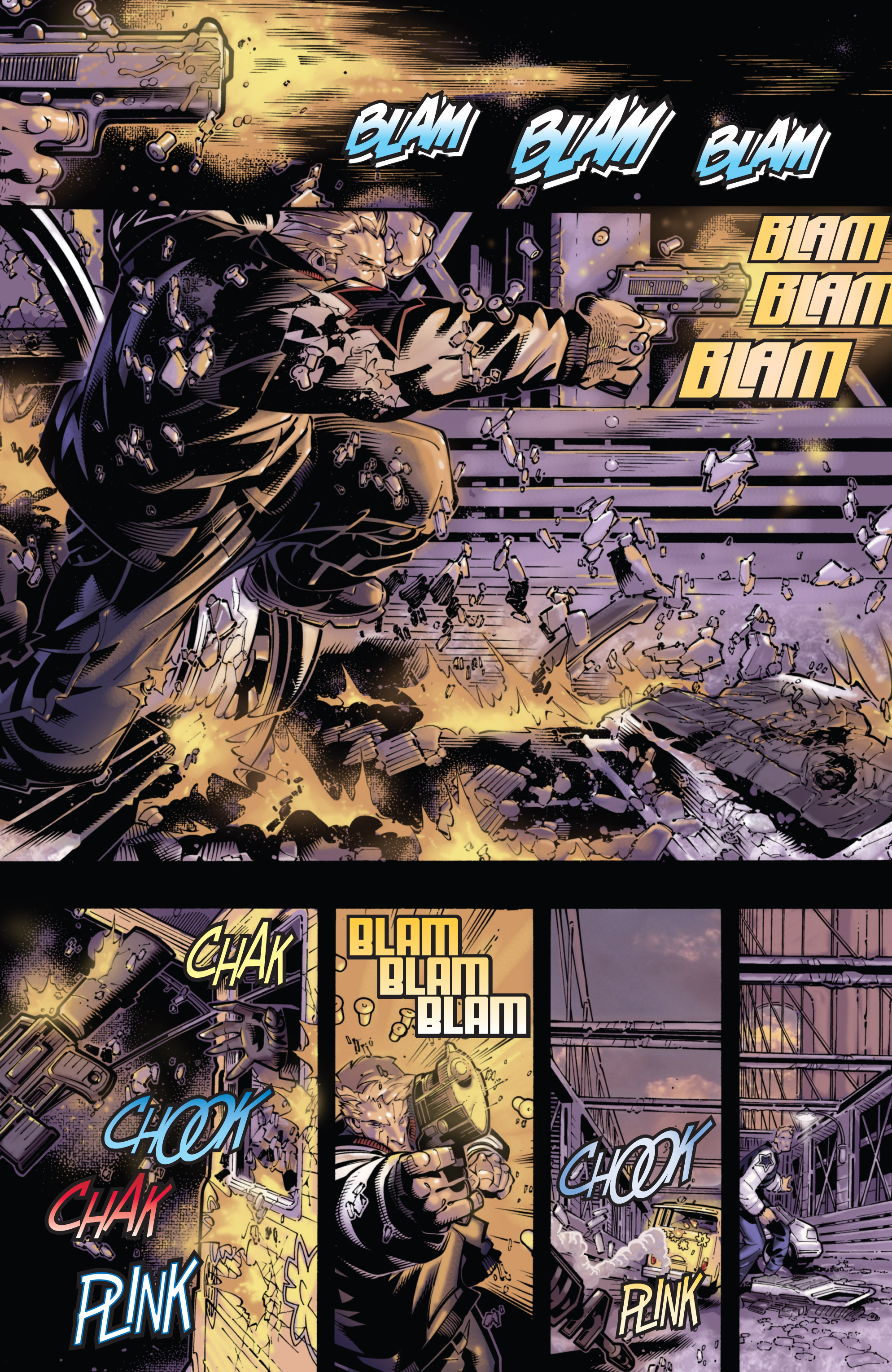 Captain America (2002) Issue #21 #22 - English 18