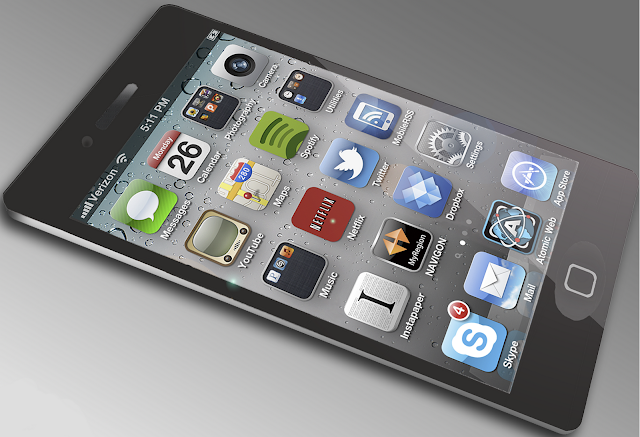 Rumor iPhone 5 concept