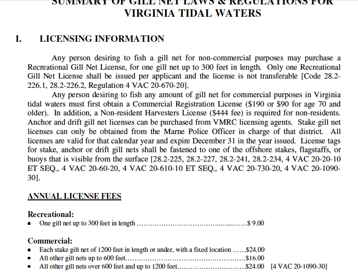 My leaky waders coffee talk for Virginia non resident fishing license