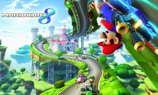 Juego Mario Kart 8 para PC!?