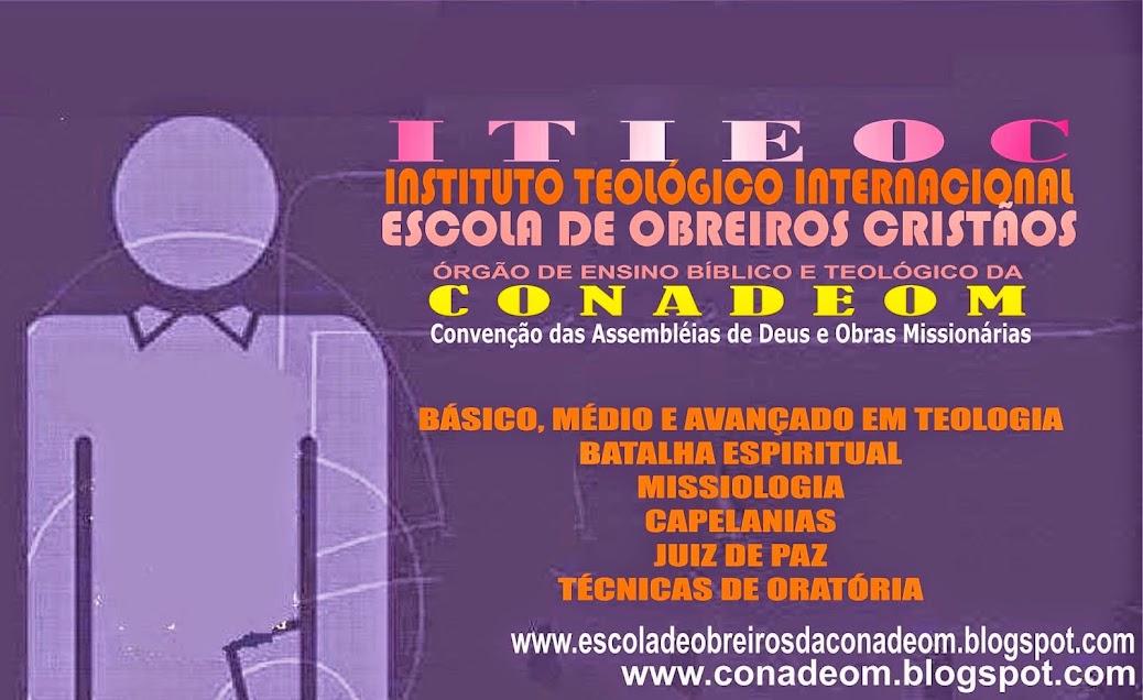 ITIEOC - Instituto Internacional Escola de Obreiros Cristãos