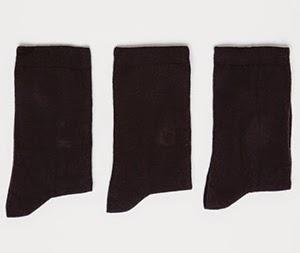 calcetines básicos Oysho