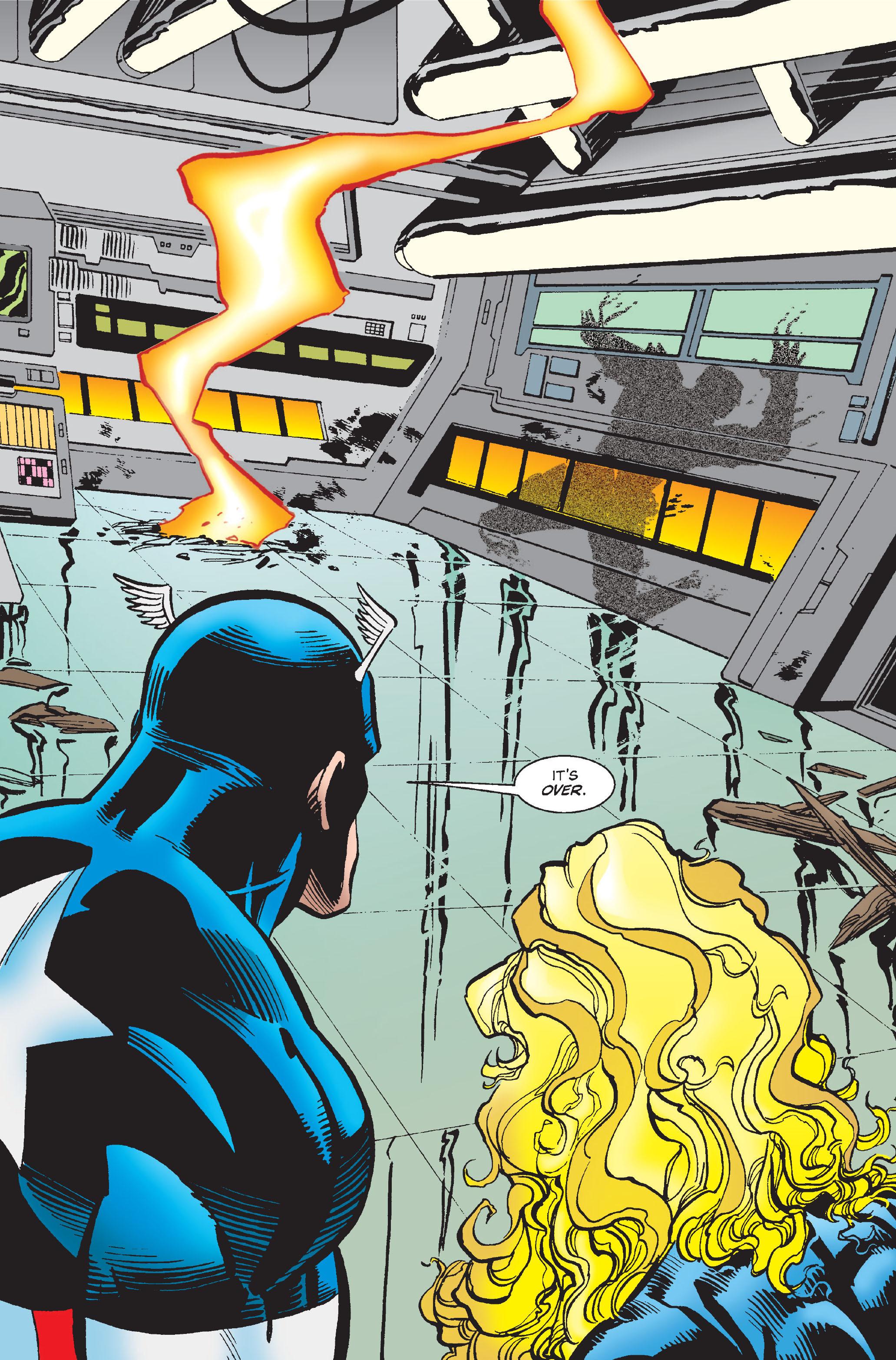 Captain America (1968) Issue #448 #402 - English 36