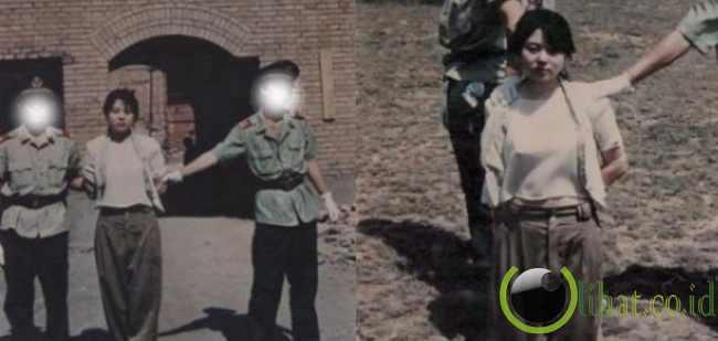 Ren Xue diambil sebelum ia dihukum mati