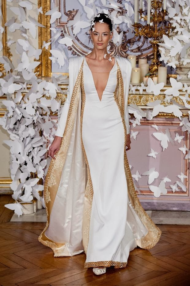 Runway : Alexis Mabille Haute Couture Spring 2014