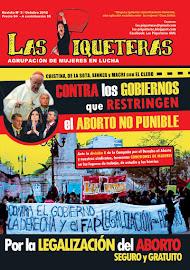 REVISTA DE LAS PIQUETERAS - N°3 - Octubre 2012