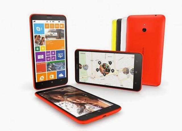 Nokia Lumia 1320 avaliable in Europe 399 Euros