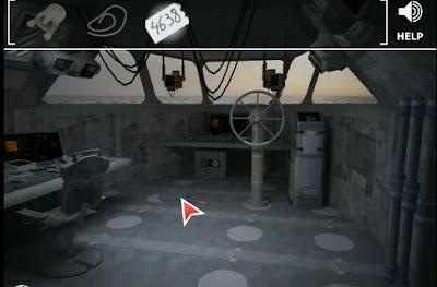 Escape 3D The Ship walkthrough.