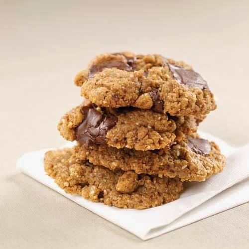 Halloween Survival Tips, Healthy chocolate chip cookies