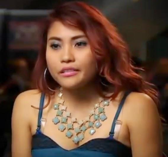 MARY  ANN  VAN  DER  HORST FILIPINA X-FACTOR 5