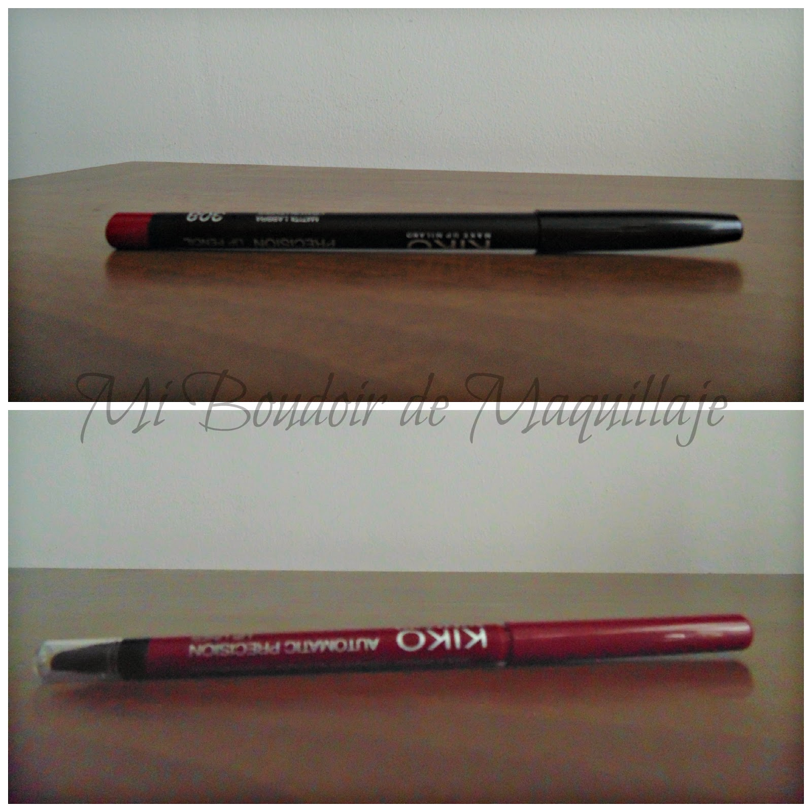 Lip Pencil Kiko