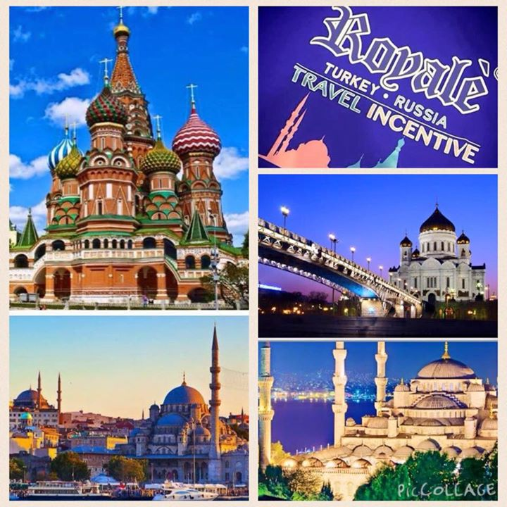 Royale Travel Incentive Russia