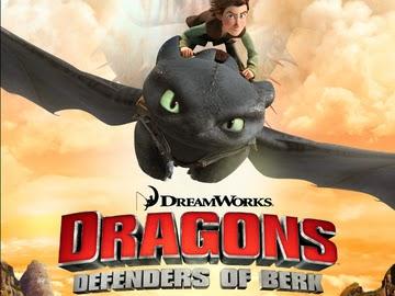 Ejderhalar Berkin Binicileri Dragons Riders of Berk
