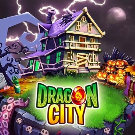 imagen del halloween countDown de dragon city