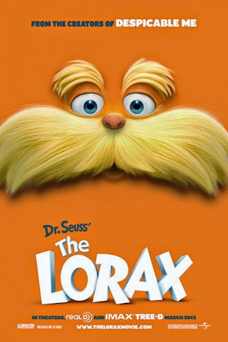 The Lorax (BRRip HD 720p Dual Inglés – Español Latino)