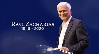 Ravi Zacharias a plecat în veșnicie!