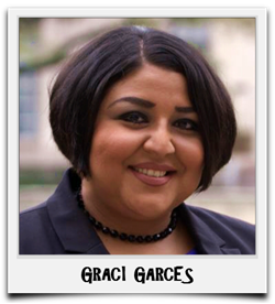 GRACI GARCES - CLICK PHOTO TO VIEW THIS BULLETIN