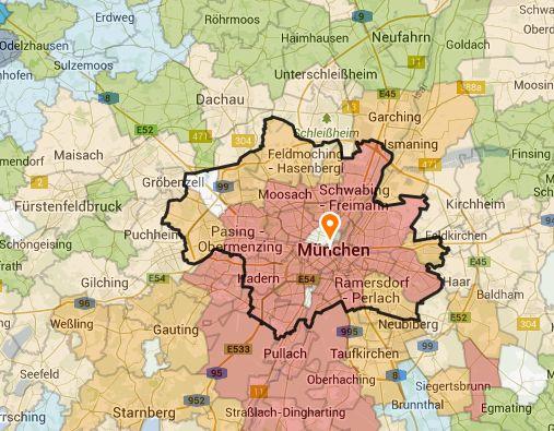 Comprare casa a monaco di baviera in germania quanto costa una casa in germania i prezzi delle - Comprare casa a monaco di baviera ...