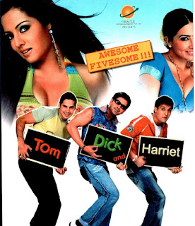 Baixar Filme Tom, Dick e Harriet DVDRip XviD Dublado (2013)