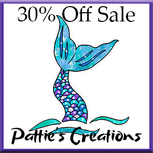 SUMMER SALE at Pattie's Creations