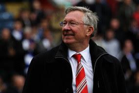 Prediksi Liga Champions  Sir Alex Ferguson Yakin Menang