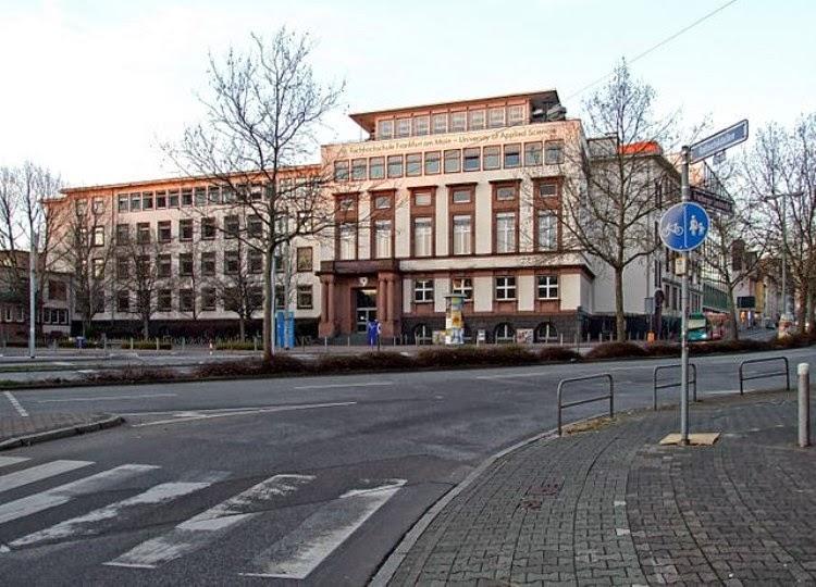 Trường bằng đại học Munich University of Applied Sciences