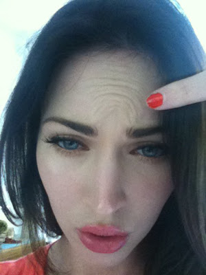 Megan Fox Dispel Botox Rumors With Photos
