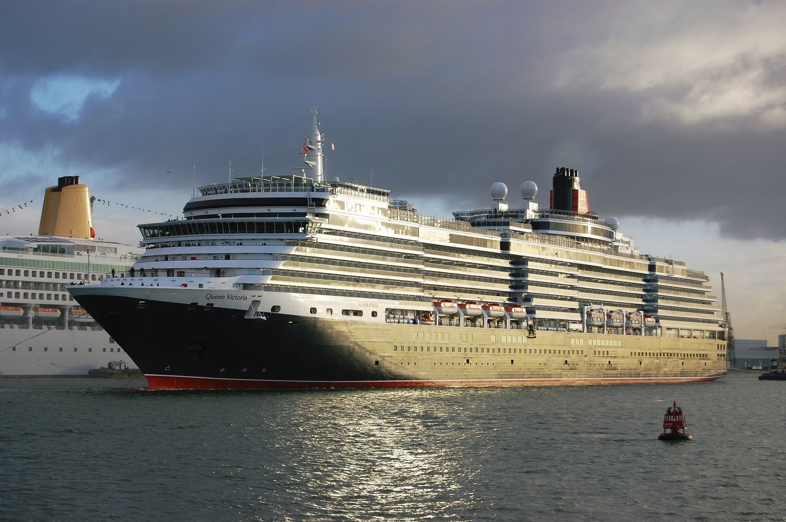 NAVIGATIONCruising And Maritime Themes CUNARD CRUISE