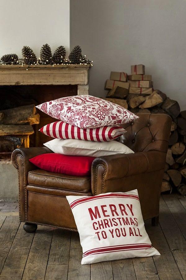 It's Beginning.. Ispirazioni Christmas Home H&M '14
