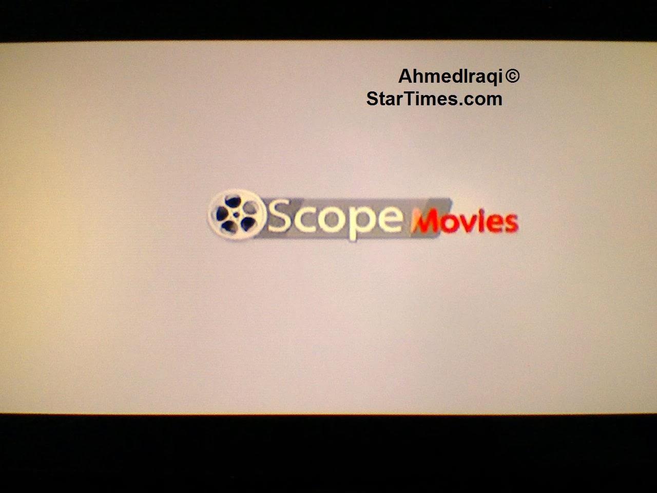 تردد قناة سكوب موفيز الجديد على النايل سات Scoop Movies 2014