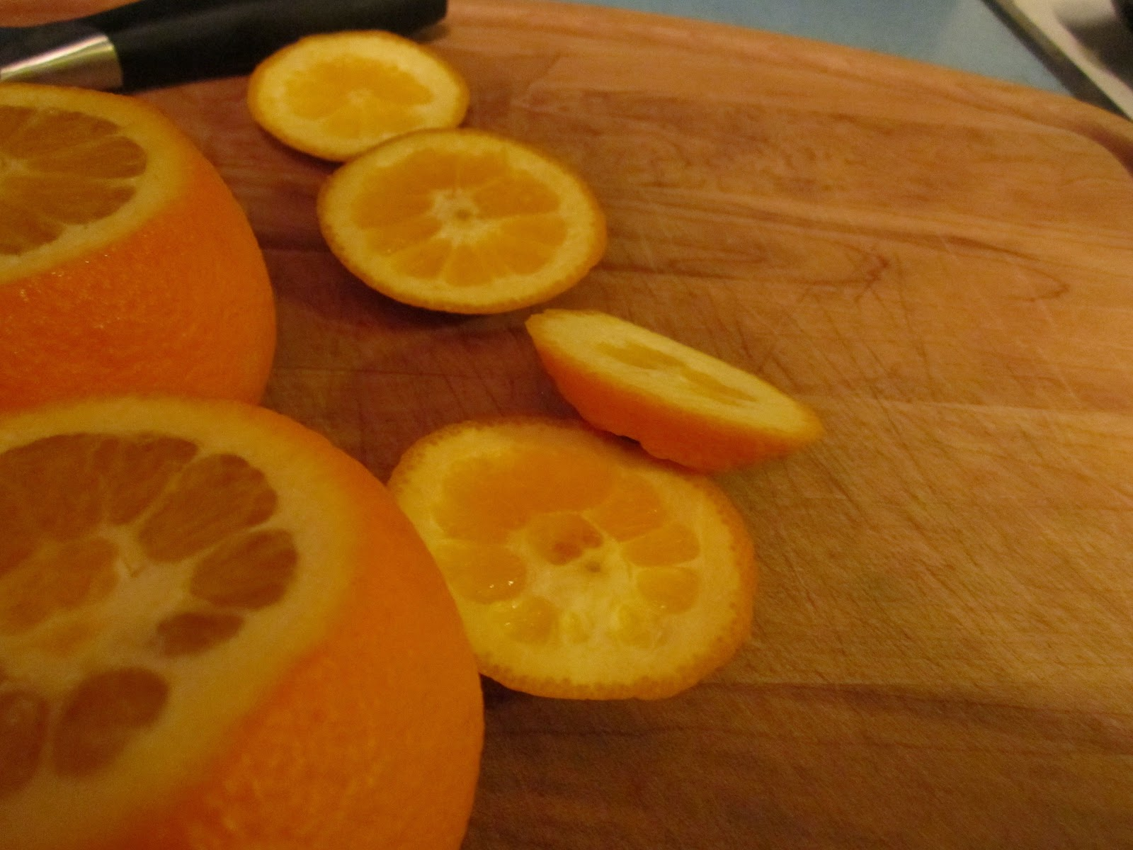 Wildcat Cooking: Orange-Scented Olive Oil Cake
