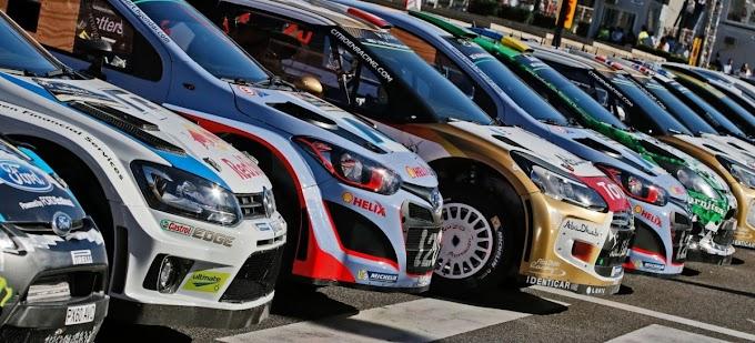 Los coches del Campeonato Mundial de Rallies llegarán a 380 HP