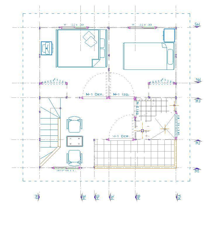 Planos de casas modelos y dise os de casas septiembre 2012 for Planos de casas minimalistas grandes